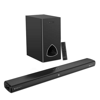 Multimedia soundbar