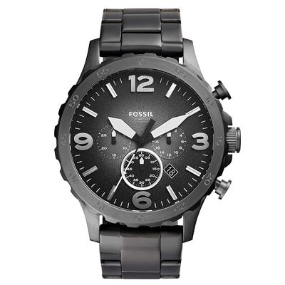 Grey Dial Men's Watch