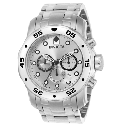 Invicta Chronograph Men Watch, Trustedreview