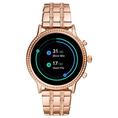 Stainless Steel Touchscreen Smartwatch