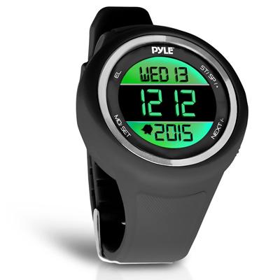 Smart Fitness Monitoring Watch