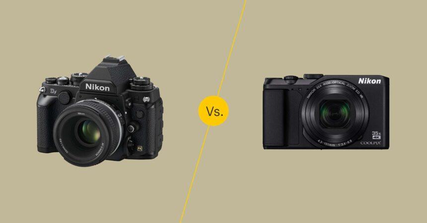DSLR vs Point and shoot f32bdce202214b7e9710a3db837f2872