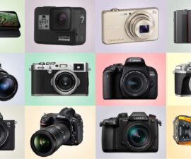 Different Types of Cameras Featured StudioBinder min