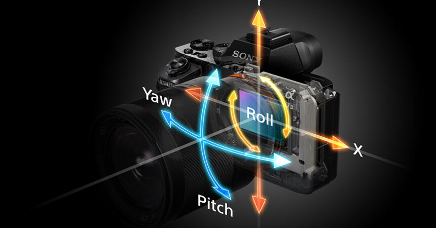 lose your tripod 5 axis image stabilisation