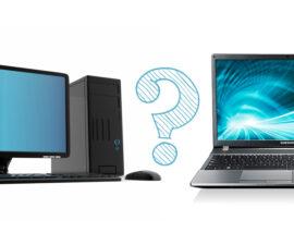 laptop vs pc